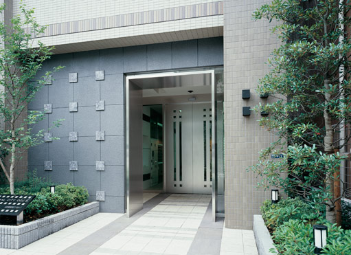 cửa tự động