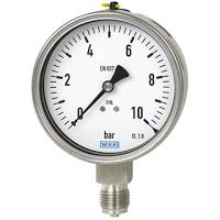 Đặc tính của đồng hồ áp suất
