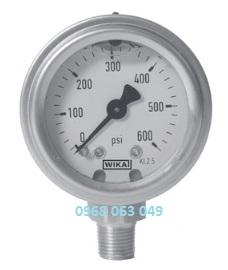 Đồng hồ đo áp suất wika chính hãng