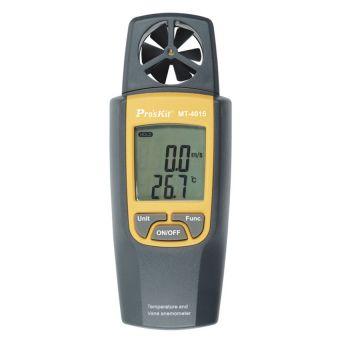 Đồng hồ đo vận tốc gió