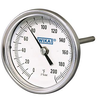 Đồng hồ nhiệt độ Wika