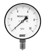 Thông số đồng hồ áp suất Wise