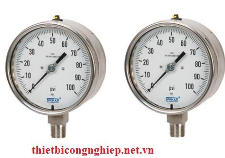 Nơi cung cấp đồng hồ đo áp suất đáng tin cậy