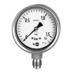 Pressure gauge Model: P1533 | tecsis Vietnam| VHC Viet Nam