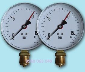 Ứng dụng cụ thể của đồng hồ đo áp suất