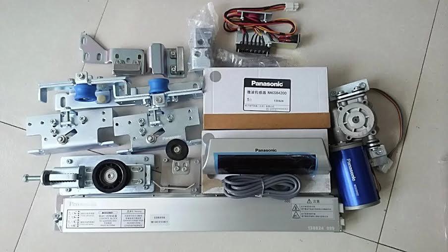 Cửa Kính Tự Động Panasonic