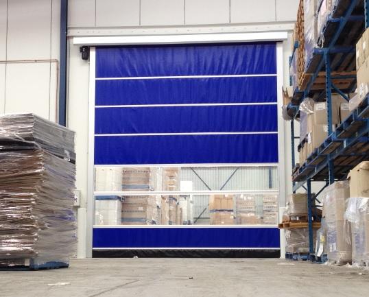 Báo giá cửa cuốn tốc độ cao – Cửa cuốn công nghiệp
