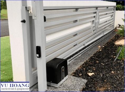 Cổng trượt điện Faac C721 24V