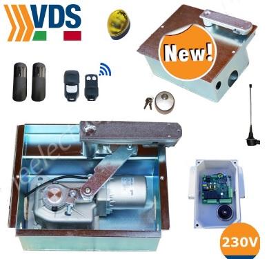 Cổng tự động âm sàn VDS