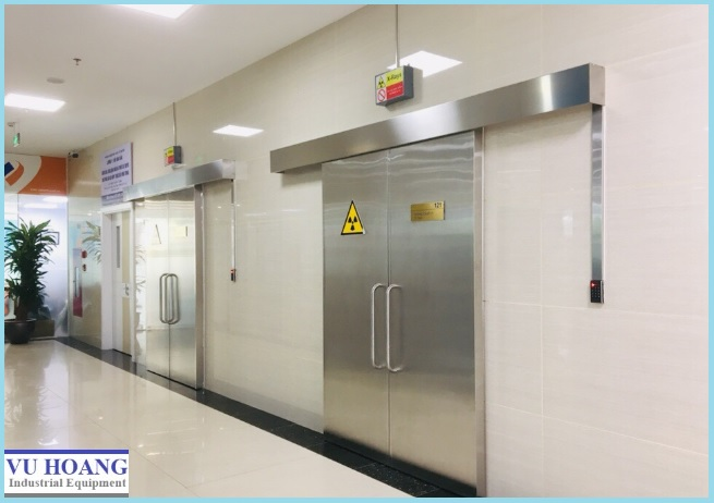Cửa chì bệnh viện tại TP.HCM