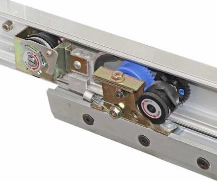 Cửa kính trượt treo bán tự động 906-A