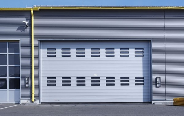 Cửa nhà xưởng, lắp đặt cửa tự động nhà xưởng