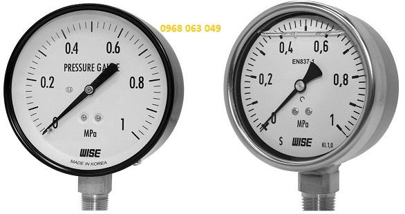 Đồng hồ áp suất wise chính hãng