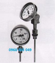 Đồng hồ đo nhiệt độ Tecsis Đức