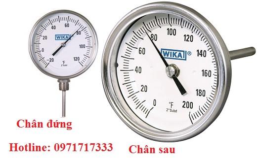 Đồng hồ đo nhiệt độ Wika chính hãng