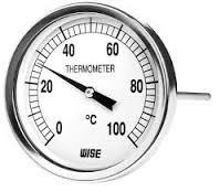 Đồng hồ đo nhiệt độ Wise
