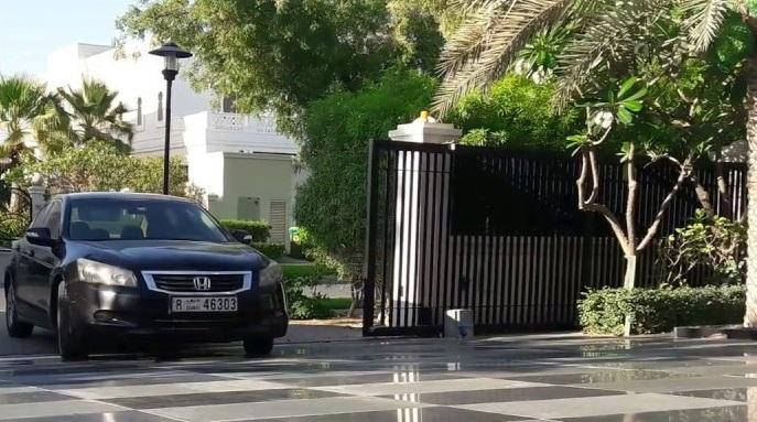 Lắp đặt cổng trượt tự động tại TPHCM