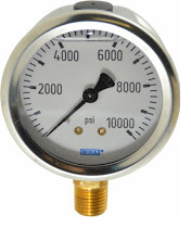 Phân biệt đồng hồ áp suất Wika