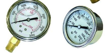 Phân phối đồng hồ đo áp suất chính hãng