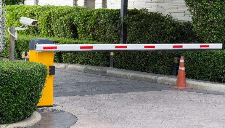Thi công lắp đặt barier chung cư uy tín tại TPHCM